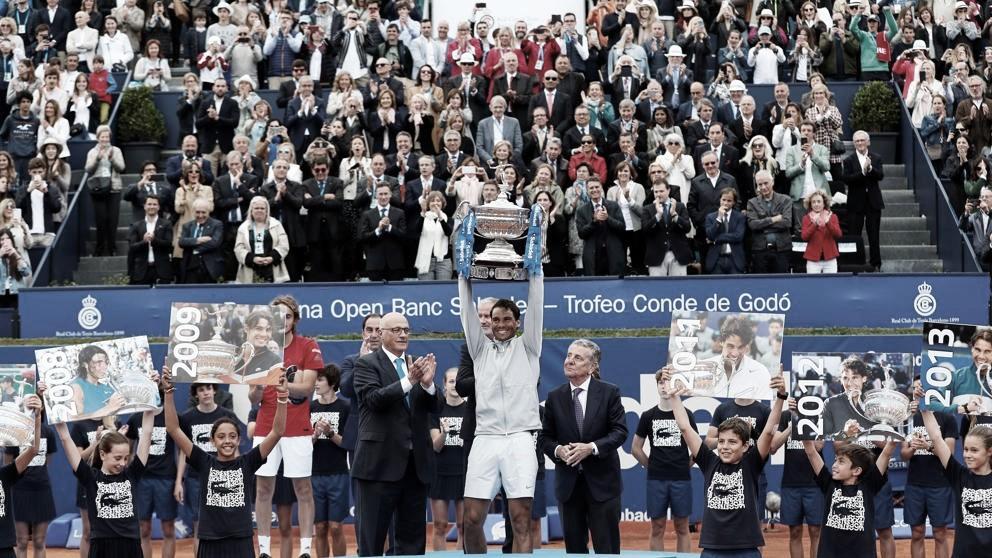 Previa ATP 500 Barcelona: Un Godó con mucho nivel