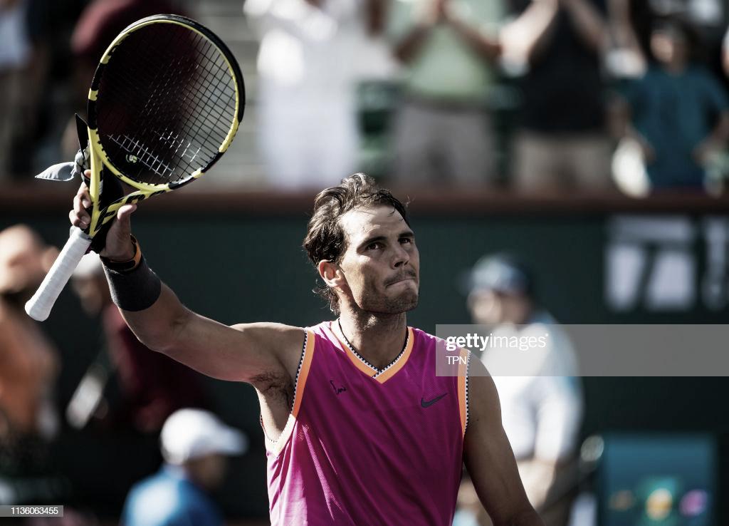 Rafa Nadal se citará en semifinales con Federer