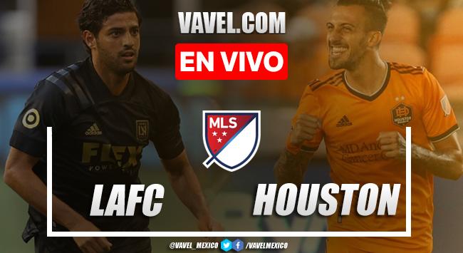 Goles y resumen del LAFC 1-1 Houston en MLS 2021