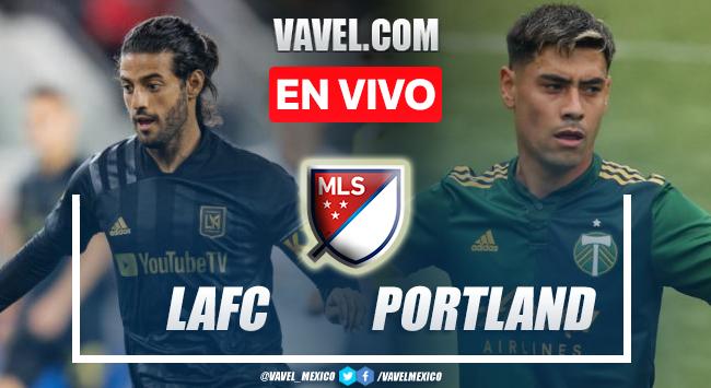 Goles y Resumen del LAFC 1-2 Portland en la MLS 2021
