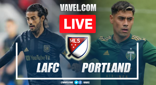 Goals and Highglights of LAFC 1-2 Portland Timbers on MLS 2021