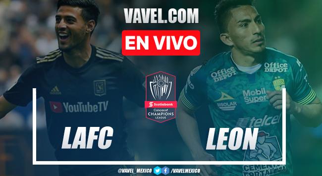 Resumen y goles: LAFC 3-0 León en Liga de Campeones CONCACAF