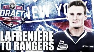Los Rangers ganan el número 1 en la lotería del draft de 2020