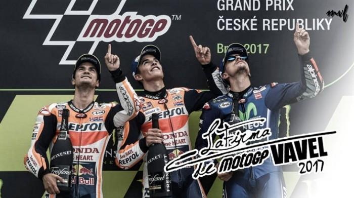 La Firma Moto GP VAVEL: nuevo golpe de Márquez