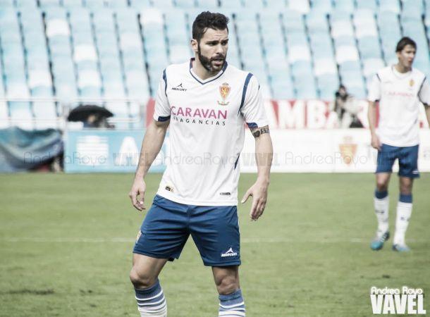 Nacho Lafita y Pombo serán baja con el Real Zaragoza B para la próxima jornada