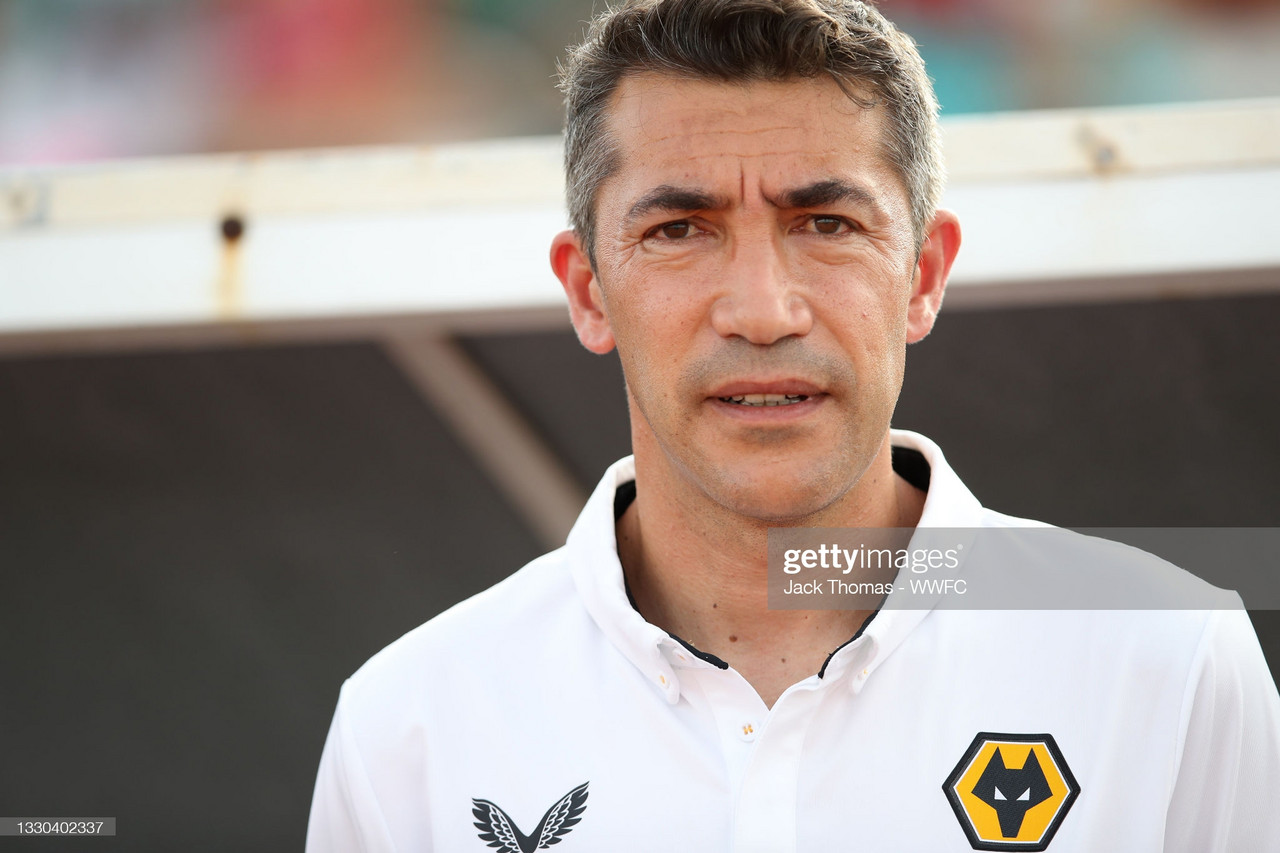 Bruno Lage keen to create something unique at Wolves