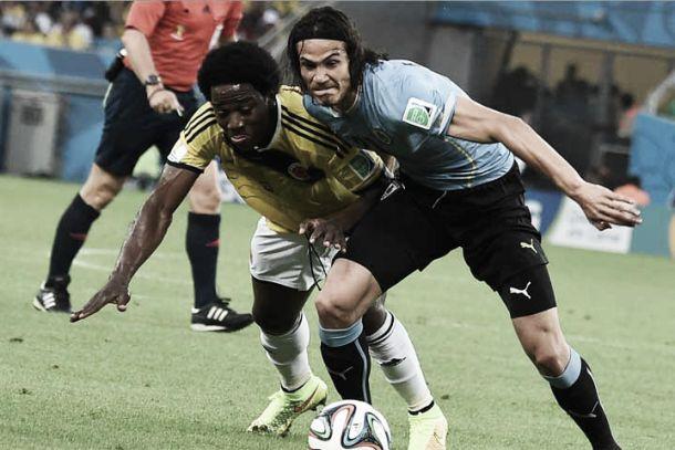 Carlos 'La Roca' Sánchez estará en los cuartos de final del Mundial