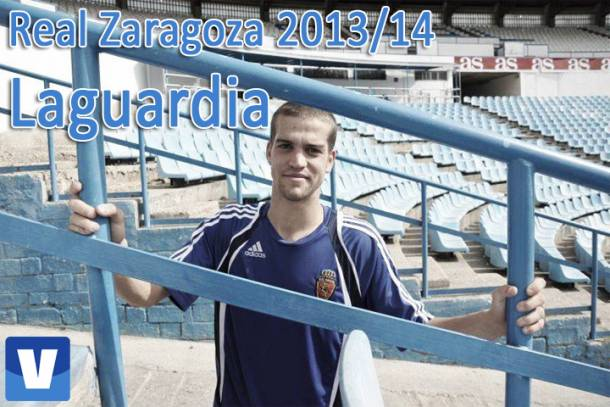 Real Zaragoza 2013/2014: Víctor Laguardia