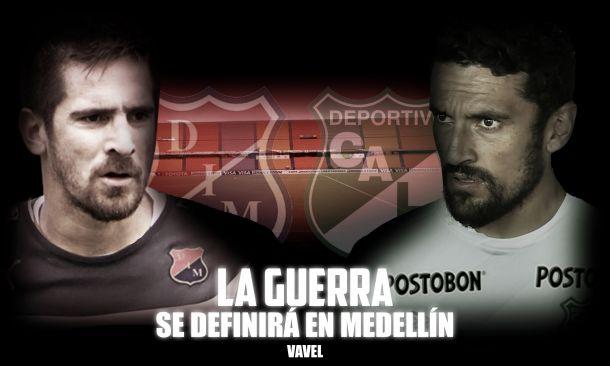 La guerra se definirá en Medellín
