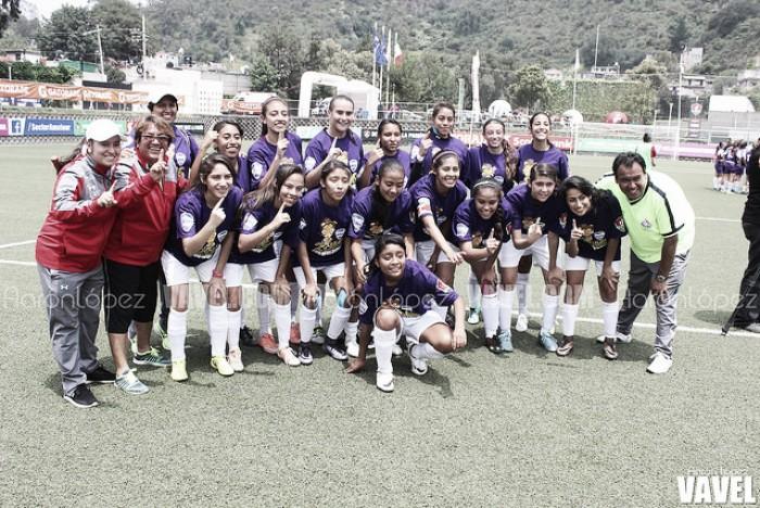 """Mercedes Rodríguez: """"Es una alegría muy grande que las niñas cumplan sus objetivos"""""""