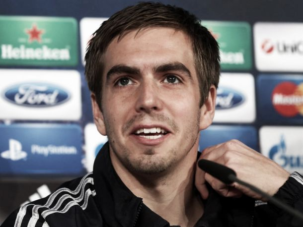 "Philipp Lahm: ""En el Allianz Arena todo es posible"""