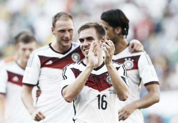 """Die Mannschaft"", ni un paso atrás"