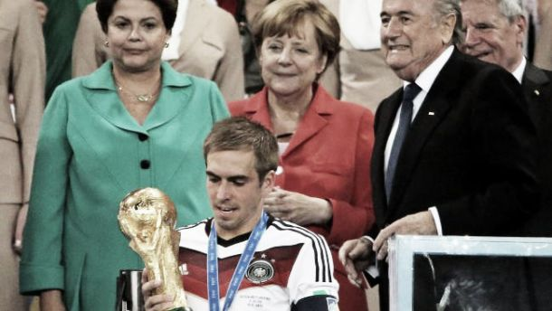Le capitaine de la Nationalmannschaft Philipp Lahm prend sa retraite internationale