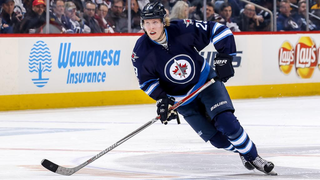 Patrik Laine's five-goal game shows that he is ready to step up