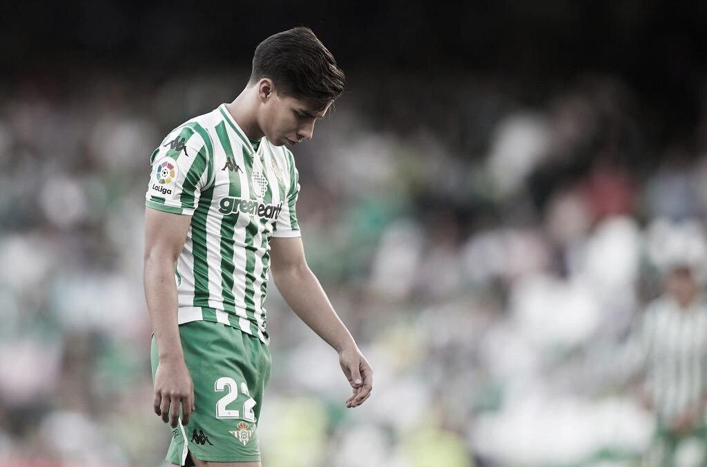 Diego Lainez no entra en los mejores jugadores del mundo menores de 20 años