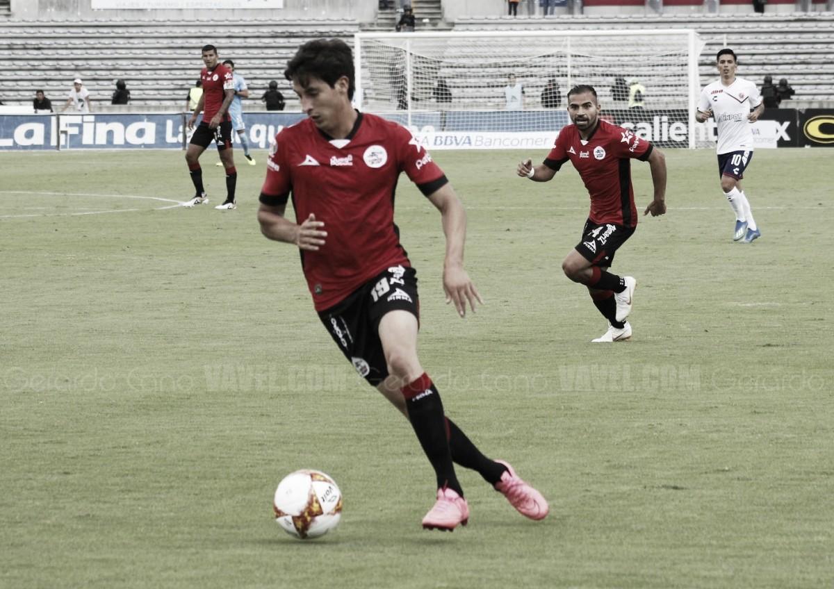 """Mauro Lainez: """"Queremos que la afición se identifique con el equipo"""""""