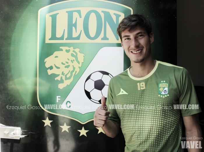 Quiere Lainez crear su propia historia con León