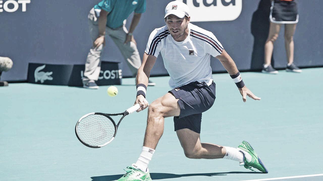 Lajovic surpreende e elimina Nishikori no Masters 1000 de Miami