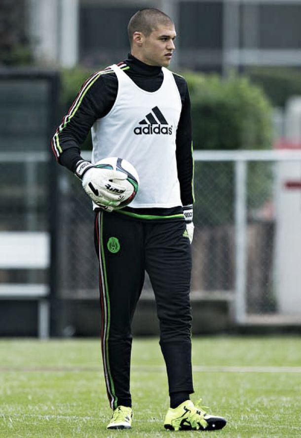 Conoce a Gibrán Lajud, portero de la Selección Nacional Sub-22