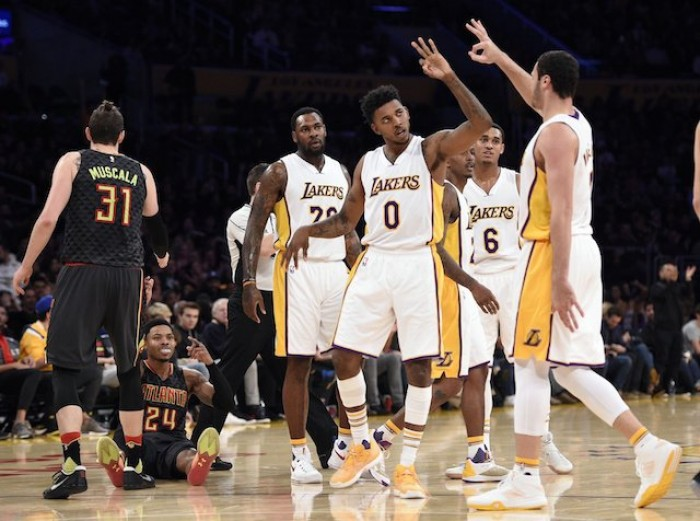NBA - I Lakers si riscattano, Atlanta battuta allo Staples Center