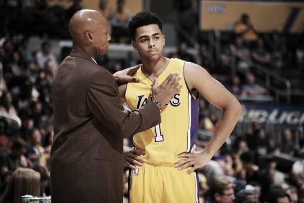 Nba, il nuovo triangolo dei Lakers: D'Angelo Russell, Byron Scott e... Jahlil Okafor