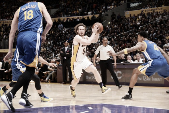 Nba, clamoroso allo Staples: i Lakers surclassano i Warriors (112-95)