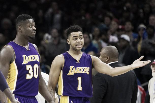 Nba, Los Angeles Lakers: Byron Scott attacca, i giovani rispondono