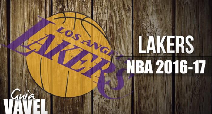 Guía VAVEL NBA 2016/17: Los Ángeles Lakers