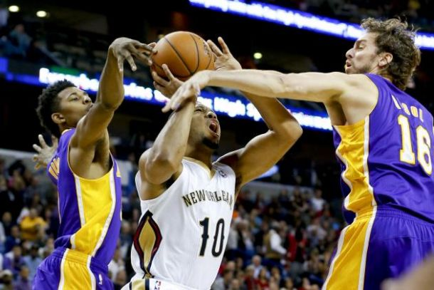 Los Angeles Lakers - New Orleans Pelicans Preview
