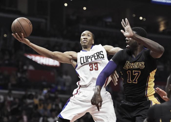 La sombra de Los Angeles Lakers