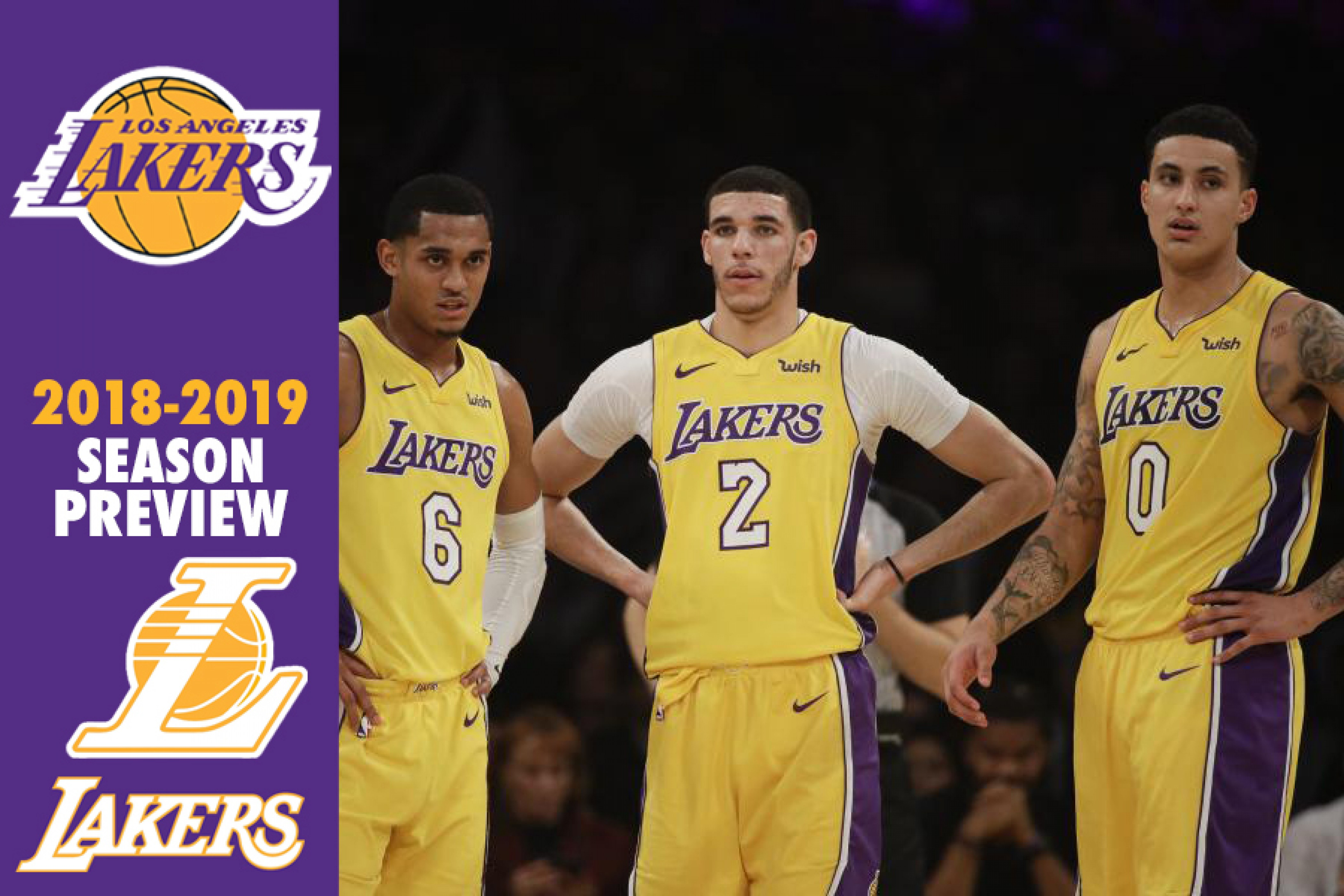 2018-2019 Preview: Los Angeles Lakers