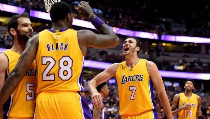 NBA Preseason 2016 - Buono l'esordio dei Lakers di Walton. Si riscatta Golden State