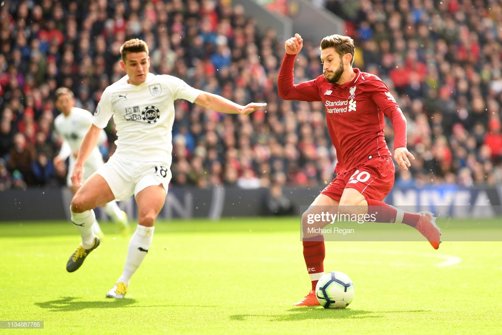 The Warm Down: Conjuring Lallana shines as Liverpool pass Burnley test