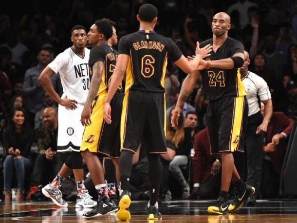 Los Angeles Lakers Notch First Victory Of Season, Knock Off Brooklyn Nets, 104-98