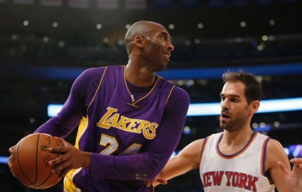 New York Knicks Grab First Home Win, Beat Los Angeles Lakers To Spoil Kobe Bryant's Possible MSG Finale