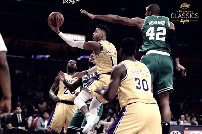 NBA - Vita facile per Utah Jazz e Boston Celtics: al tappeto Nets e Lakers