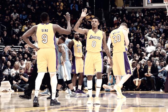 NBA - Lakers, rimonta vincente: Williams e la pioggia di triple ribaltano i Nuggets