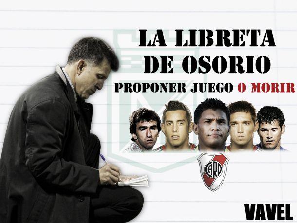 La libreta de Osorio: proponer juego o morir