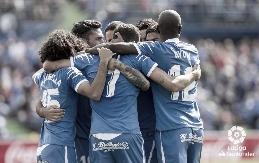 Getafe 4-2 Mallorca: primera victoria en Liga