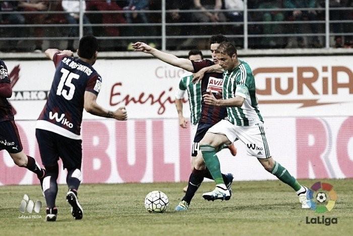 Eibar - Real Betis: ¿Qué pasó en el último encuentro?