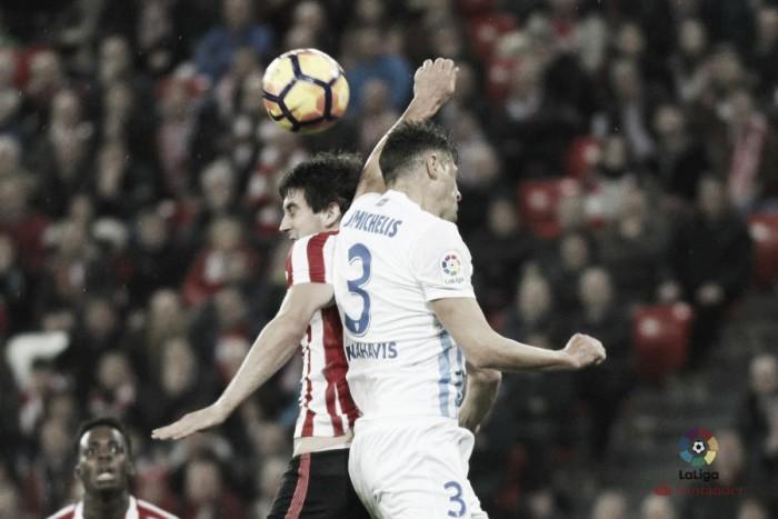 """Demichelis: """"Es demasiado fácil pitarle un penalty en contra al Málaga"""""""