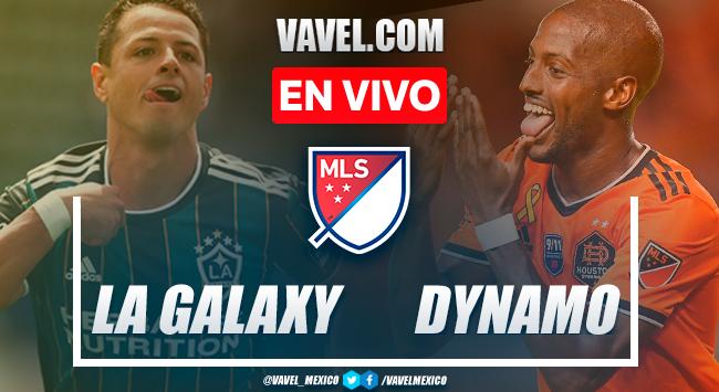 Resumen y goles: LA Galaxy 1-1 Houston Dynamo en Concachampions 2021