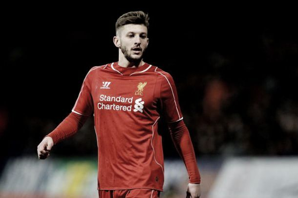 """Adam Lallana: """"I haven't lived up to my price tag at Liverpool"""""""