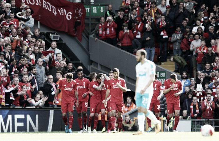 Liverpool 2-2 Newcastle United: Reds once again throw away two-goal lead on Rafa Benitez's Anfield return