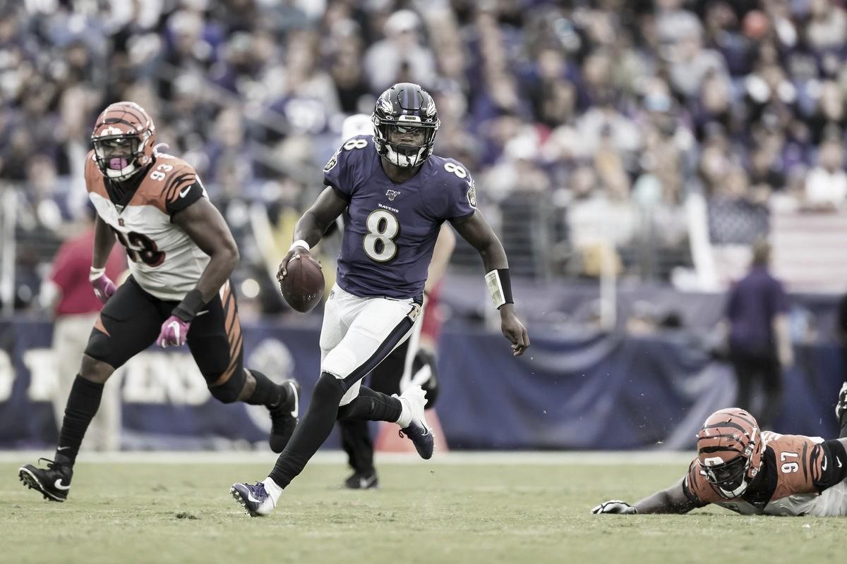 Los Ravens le propinan una derrota más a los Bengals