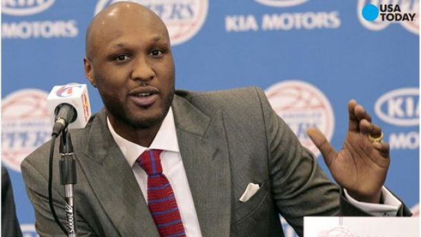 A Look Back At The Career Of Lamar Odom
