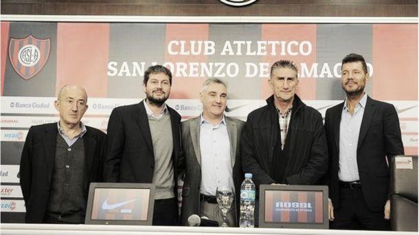 """Julio Lamas: """"Vengo a un club con la exigencia de resultados positivos"""""""