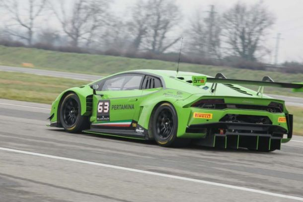 WeatherTech Championship: Paul Miller To Run Lamborghini Huracan GT3 For 2016