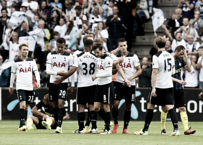 Tottenham Hotspur 6-1 Inter Milan: Kane, Alli star as Pochettino's men end pre-season in impressive style