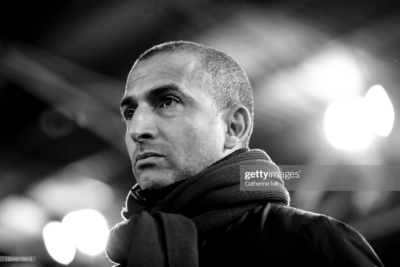 Sabri Lamouchi: Master of the clean sheet